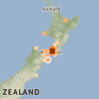 GeoNet says the quake was about 36km deep and may have been felt in a number of places around the...
