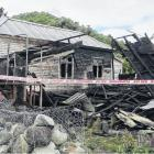 A Greymouth house, the ''second home'' for the Aotearoa Natives gang, was razed on Tuesday night....