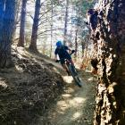 Hanmer Springs is sporting new mountain bike trail rides, which were opened on Sunday, December 6...