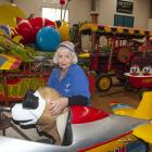 The Christchurch Children's Christmas Parade Trust manager Pam Morris has helped organise a new...