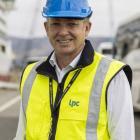 Lyttelton Port Company chief executive Roger Gray. Photo: LPC