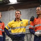 Deane Apparel makes speciality garments and work wear. Photo: Supplied