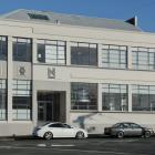 The NHNZ building on Melville St in Dunedin is up for tender. PHOTO: GERARD O'BRIEN