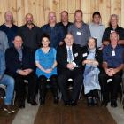 Recognised for their long service at Alliance Group's Pukeuri plant at a special event last month...