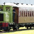 The Ocean Beach Railway will operate its first Christmas-themed train this Sunday, raising funds...