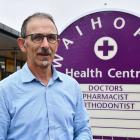 Waihopai Health Services director Dr Sier Vermunt outside the Invercargill practice. PHOTO: LAURA...