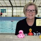 Taieri Community Facilities Trust chairwoman and Rotary Club of Mosgiel director Irene Mosley's...