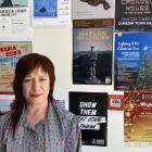 Dunedin City Council community arts adviser Cara Paterson. PHOTO: BRENDA HARWOOD