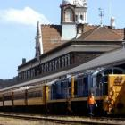 Dunedin Railways is wholly owned by Dunedin City Council. Photo: ODT files