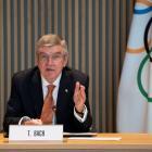 International Olympic Committee presi...