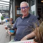 Chris Hadfield, co-owner of Ritual Coffee Shop in Wanaka. PHOTO: MARK PRICE