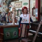 Oamaru artist Donna Demente raised more than $14,000 after lockdown through the Save our Venues...