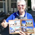 Lawrence butcher Jan Harper survived 2020 by compiling a photo book of her town during the Covid...