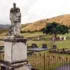 Clyde Cemetery. PHOTO: Jared Morgan