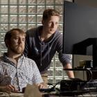 Animation Research senior graphics developer Matthew Smith makes preparations in Dunedin ahead of...