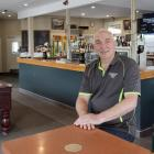 Richard Michael has owned the Commercial Tavern in Green Island for 25 years. PHOTOS: GERARD O...