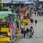 Exhibitor sites are being snapped up for the South Island Agricultural Field Days to be held in...