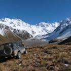 People are welcome to join a 4WD safari into the Mid Canterbury high country next month. PHOTO...