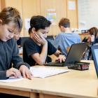 A study of New Zealand children before lockdown showed 63 per cent of children had their own...