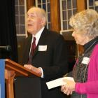Christchurch philanthropists Grant and Marilyn Nelson. Photo: Supplied