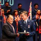 Senior Constable Ross Clarke was acknowledged for his service at an awards ceremony late last...