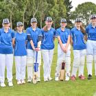 The Kaikorai Sapphires all-girls team made their debut in the junior premier grade at...