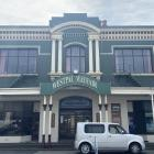 The Mayfair Theatre in South Dunedin (above) and New Athenaeum Theatre in the Octagon  are the...