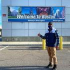 Otago assistant coach Ryan Martin has arrived in Boston to coach the New England Free Jacks....