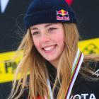 Wanaka snowboarder Zoi Sadowski-Synnott. Photo: Getty Images