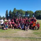 The Toa Tonga Warriors. Photo: Facebook