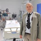 Southern District Health Board critical care director Craig Carr reflects on the height of the...