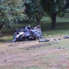 A police crash investigation found Luke Savigny was travelling at 150kmh when he crashed near...