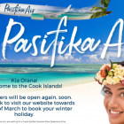 Pasifika Air - the new venture from Mike Pero. Photo: Supplied