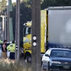 Emergency services were alerted to the crash in Canterbury about 6pm. Photo: George Heard via NZ...