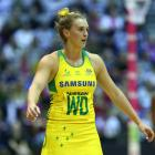 Gabi Simpson is back for the Diamonds for the first time since 2018. Photo: Getty Images