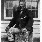A 1907 photograph of a Moriori man. PHOTO: ODT ARCHIVE