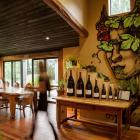 As well as offering an excellent range of wines, Mount Edward's Gibbston winery also showcases...