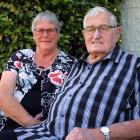 Oamaru's Coleen and Dave McIntosh celebrate their 55th wedding anniversary today. PHOTO: KAYLA...