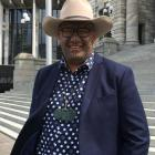 Rawiri Waititi will be only the second MP to wear a mataora or full-face moko. He says that gives...