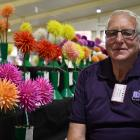 The Southland Dahlia Circle's Walter Jack convened this year's South Island National Dahlia Show....