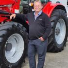 Farm equipment supplier JJ Ltd's managing director Paul Jones, of Invercargill, said he expected...