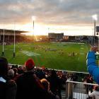 Orangetheory Stadium has a seating capacity of over 18,000 people. Photo: vbase.co.nz