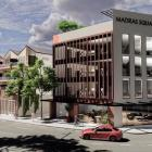 The planned development for the 8145 square metre Crown-owned site. Image: Newsline