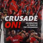 Crusade On! Celebrating 25 years of the Crusaders is available from bookstores this weekend....