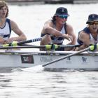 It has not quite sunk in yet for the Otago Boys' High School under-18 sculls quad team of (from...