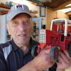 Ross Hansen, who spent his earlier years working as an apprentice for International Harvester...