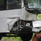 Multiple people were injured in an Otamatea High School bus crash in Northland on October 30 last...