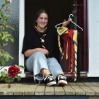 Andersons Bay Sea Scout and University of Otago oceanography and geology student Emilia Haszard...
