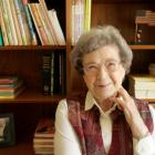 """Beverly Cleary said she decided she wanted to write about ordinary """"grubby kids,"""", rather than..."""
