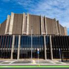 Christchurch Town Hall. Photo: File